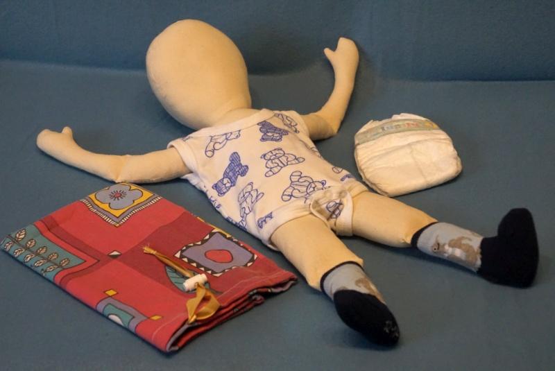 Lalka terapeutyczna zestaw dodatkowy