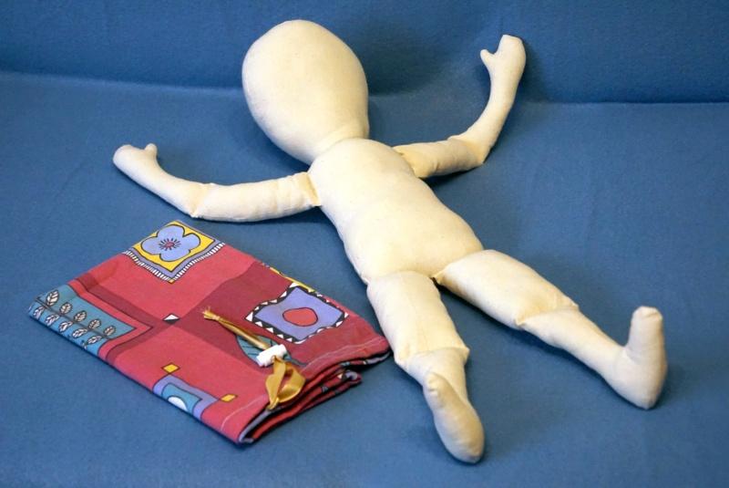 Lalka terapeutyczna zestaw podstawowy